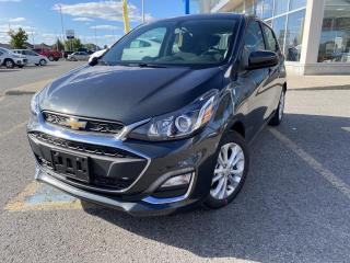New 2021 Chevrolet Spark 1LT CVT for sale in Carleton Place, ON