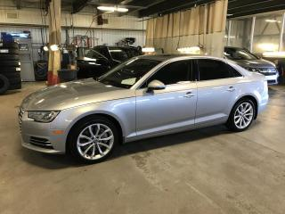 Used 2017 Audi A4 Progressiv berline 4 portes quattro BA for sale in Gatineau, QC