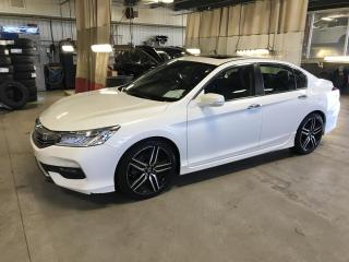 Used 2017 Honda Accord Touring I4 4 portes CVT for sale in Gatineau, QC