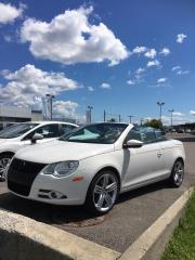 Used 2010 Volkswagen Eos Comfortline 2.0T 6sp for sale in Gatineau, QC