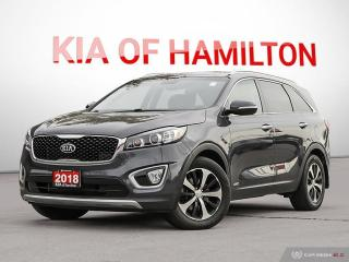 Used 2018 Kia Sorento 2.0L EX Re-Alignment | New Brakes | One Owner for sale in Hamilton, ON