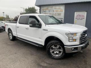 Used 2016 Ford F-150 ***XTR,4X4,CREW,MAGS,A/C,ECOBOOST*** for sale in Longueuil, QC