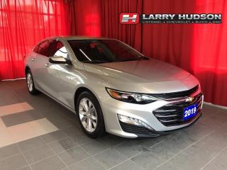 Used 2019 Chevrolet Malibu LT Sedan | Remote Start | Rear Vision Camera for sale in Listowel, ON