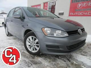 Used 2015 Volkswagen Golf TSI 1.8 MAGS TRENDLINE AUT for sale in St-Jérôme, QC