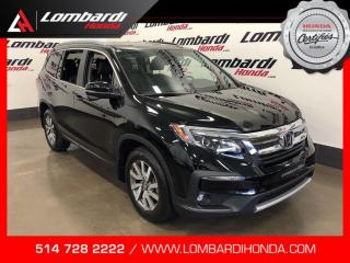 Used 2019 Honda Pilot EX-L AWD|ASSIST. ROUT. 08/23/2021| for sale in Montréal, QC