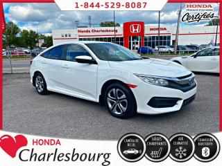 Used 2016 Honda Civic LX***4 PORTES ***GARANTIE PROLONGÉ*** for sale in Charlesbourg, QC