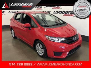 Used 2016 Honda Fit LX|AUTOMATIQUE|CAM| for sale in Montréal, QC