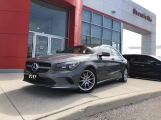 Used 2017 Mercedes-Benz CLA-Class 250 for sale in Whitchurch-Stouffville, ON