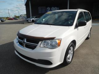 Used 2012 Dodge Grand Caravan SXT,STOW N GO,7 PASS,A/C,CRUISE,BLUETOOTH for sale in Mirabel, QC