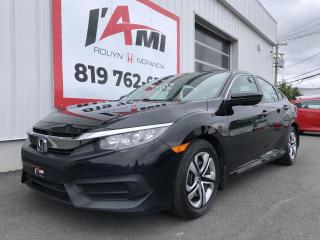 Used 2016 Honda Civic 4dr Cvt Lx for sale in Rouyn-Noranda, QC