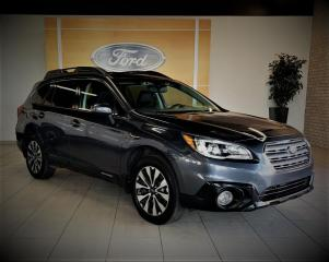 Used 2016 Subaru Outback LIMITED/3.6R - CUIR - TOIT/GPS/CAMERA - for sale in Drummondville, QC