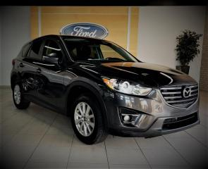 Used 2016 Mazda CX-5 GS/AWD - TOIT/GPS - CAMERA - MAGS - BAS for sale in Drummondville, QC