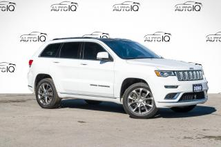 Used 2020 Jeep Grand Cherokee Summit for sale in Barrie, ON