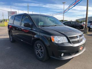 Used 2016 Dodge Grand Caravan SXT Premium Plus*NAV*BACKUP CAM for sale in London, ON