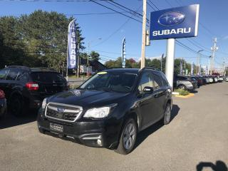 Used 2017 Subaru Forester 2.5i groupe **Commodité** familiale 5 po for sale in Victoriaville, QC