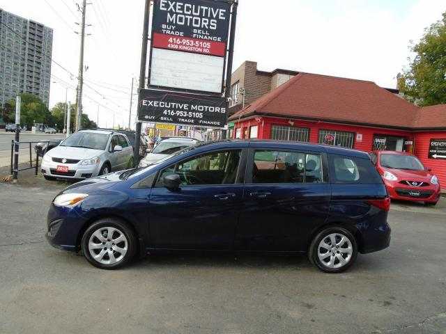 2012 Mazda MAZDA5 GS/ ONE OWNER / CLEAN / PWR GROUP / 6 PASSENGER /