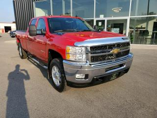 Used 2011 Chevrolet Silverado 3500HD LTZ LOW KMs, Remote Start, Heated Seat, for sale in Ingersoll, ON