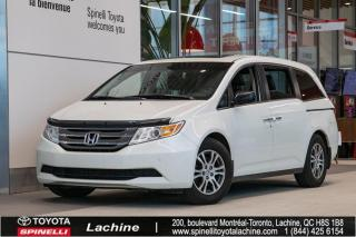 Used 2012 Honda Odyssey EX-L RES COMPTANT SEULEMENT! for sale in Lachine, QC