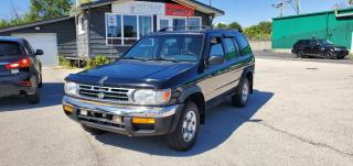 Used 1998 Nissan Pathfinder LE 4WD for sale in Burlington, ON