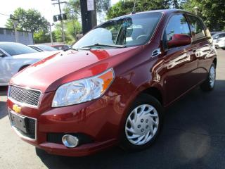 Used 2009 Chevrolet Aveo WAGON LT ~ Trade In Special ~ AutoMatic ~ Ac !! for sale in Burlington, ON