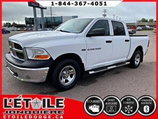 Used 2012 RAM 1500 Cabine multiplaces 4x4 ST for sale in Jonquière, QC