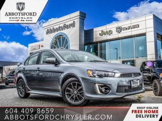 Used 2017 Mitsubishi Lancer ES  - $111 B/W for sale in Abbotsford, BC