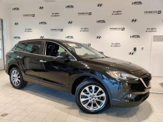 Used 2015 Mazda CX-9 GT AWD **TOIT/CUIR/MAGS** 7 PASSAGERS for sale in St-Eustache, QC