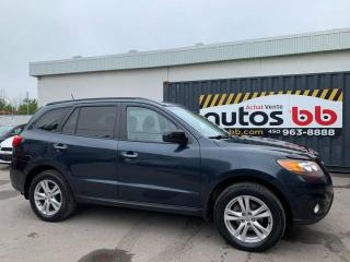 Used 2010 Hyundai Santa Fe AUTOMATIQUE for sale in Laval, QC