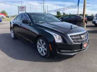 Used 2015 Cadillac ATS LEATHER*HEATED SEATS* for sale in London, ON