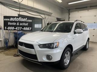 Used 2013 Mitsubishi Outlander 4WD 4dr LS for sale in St-Raymond, QC