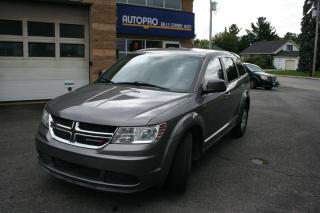 Used 2012 Dodge Journey Canada Value Pkg for sale in Nepean, ON