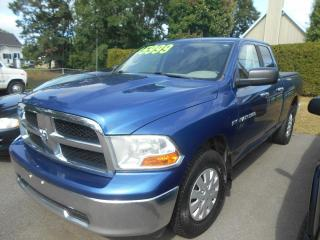 Used 2011 Dodge Ram 1500 Cabine quad 4RM, 140,5 po SLT for sale in Sorel-Tracy, QC