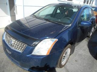 Used 2007 Nissan Sentra Berline 4 portes I4 for sale in Sorel-Tracy, QC