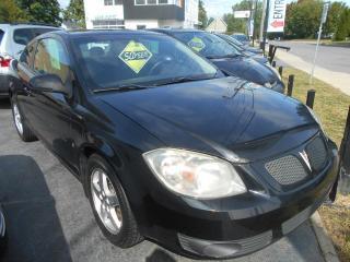 Used 2007 Pontiac G5 Coupé 2 portes SE avec 1SA for sale in Sorel-Tracy, QC