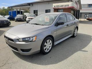 Used 2015 Mitsubishi Lancer Berline 4 portes, boîte manuelle, SE, tr for sale in Sherbrooke, QC