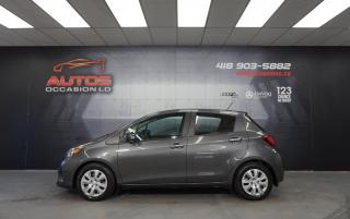 Used 2015 Toyota Yaris LE AUTOMATIQUE A/C VITRES BLUETOOTH 78 978 KM !! for sale in Lévis, QC