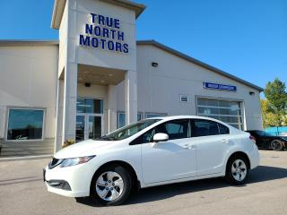 Used 2015 Honda Civic EX for sale in Selkirk, MB