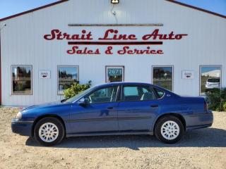 Used 2004 Chevrolet Impala for sale in North Battleford, SK