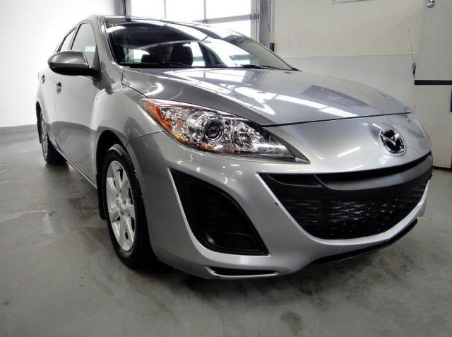 2011 Mazda MAZDA3 GX MODEL,MINT CONDITION,NO ACCIDENT,LOW KM