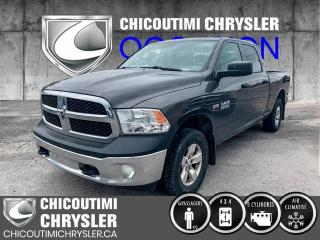 Used 2015 RAM 1500 Cabine multiplaces 4RM, 149 po ST for sale in Chicoutimi, QC