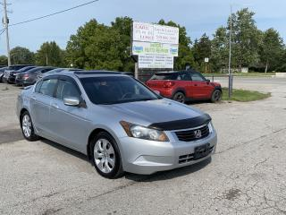 Used 2010 Honda Accord EX for sale in Komoka, ON