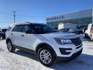 Used 2017 Ford Explorer 4X4 7 places for sale in St-Eustache, QC