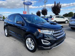 Used 2017 Ford Edge SEL for sale in St-Eustache, QC