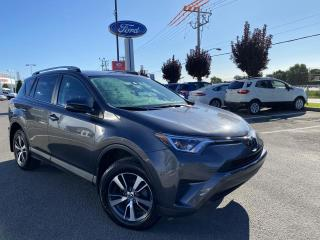 Used 2018 Toyota RAV4 LE for sale in St-Eustache, QC