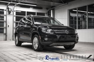 Used 2016 Volkswagen Tiguan 4MOTION SE chez Rimouski Hyundai for sale in Rimouski, QC