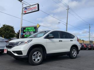 Used 2016 Honda CR-V LX for sale in Cobourg, ON