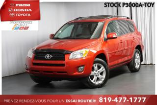 Used 2012 Toyota RAV4 INTÉGRALE| MAGS| BAS KILO for sale in Drummondville, QC