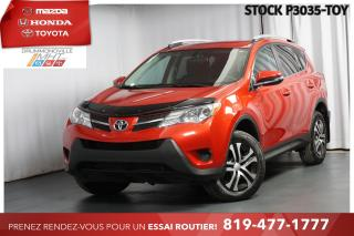 Used 2015 Toyota RAV4 CAM RECUL| SIÈGES CHAUFFANTS| CLIMATISATION for sale in Drummondville, QC