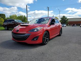 Used 2013 Mazda MAZDASPEED3 *BT*BOSE*TURBO* 76$/SEM for sale in St-Jérôme, QC