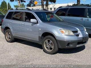 Used 2006 Mitsubishi Outlander LS for sale in Whitby, ON